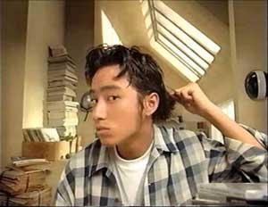 20年前のUNOのCMに出演の松岡俊介